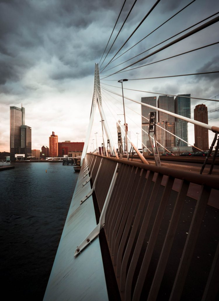 The Insiders Guide of Rotterdam in The Netherlands