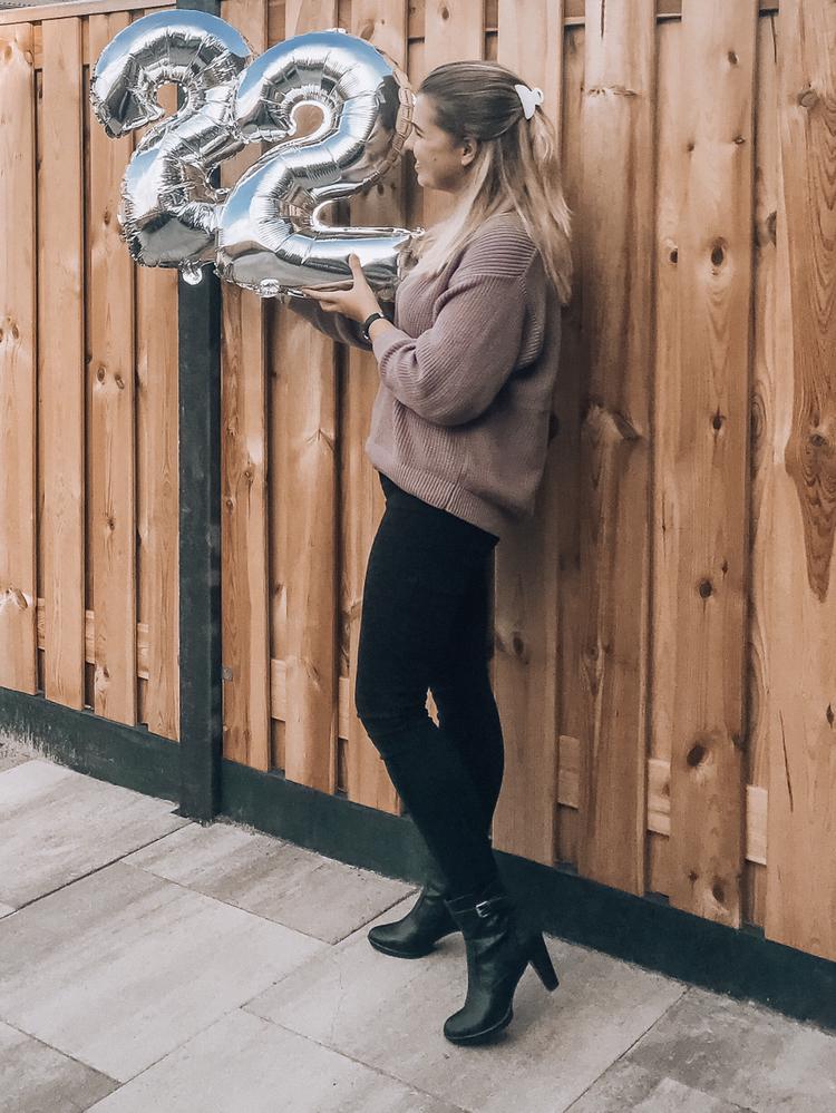 22 Birthday