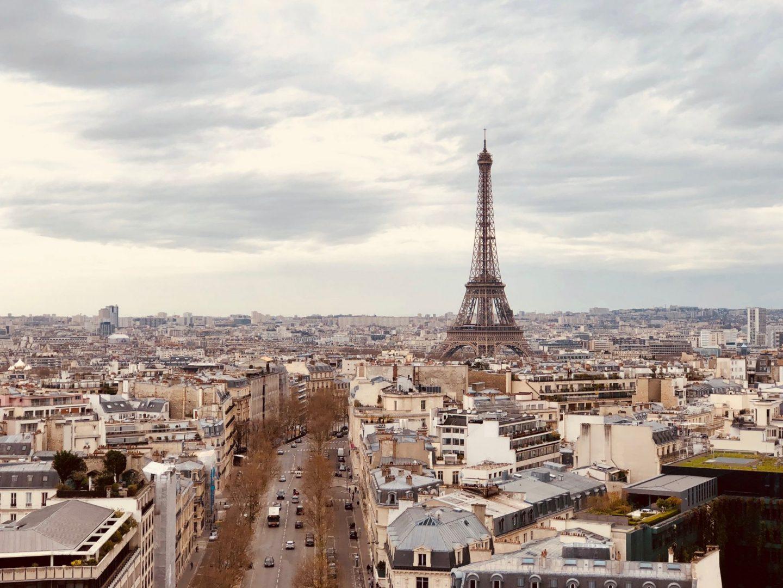 Paris, guide, beginner, tips, highlights, eiffel tower