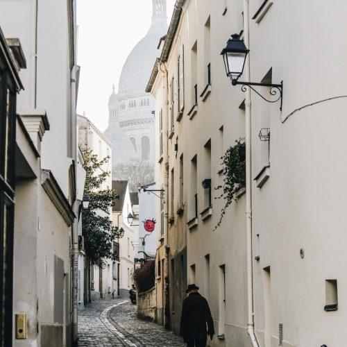 guide, paris, beginners, sacré-coeur, building, street