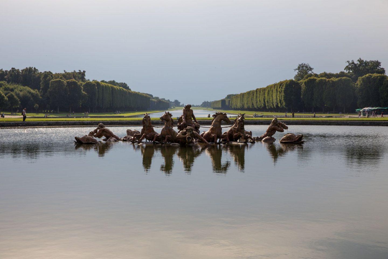 paris, château versailles, guide