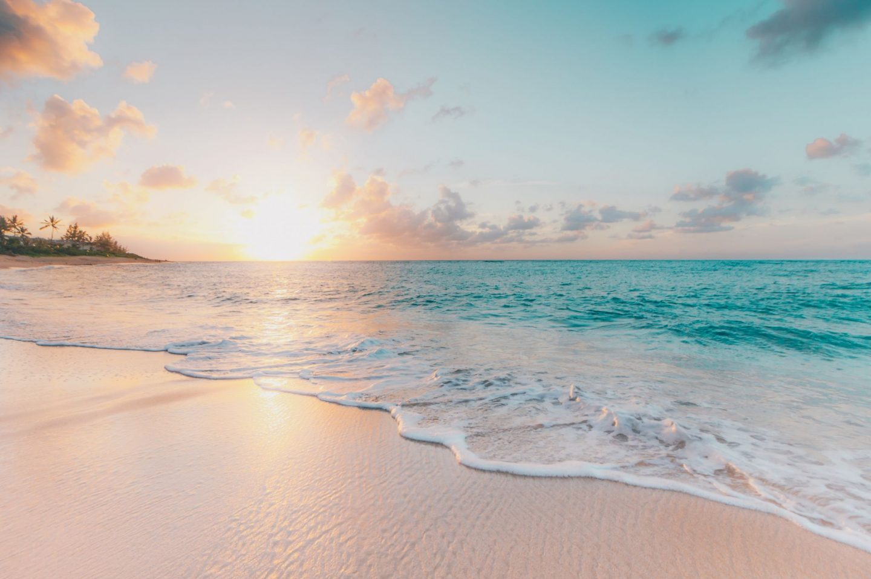 ocean, sunset, pretty, beach, inspire, inspiration, travel, traveling, wanderlust, travel blogger