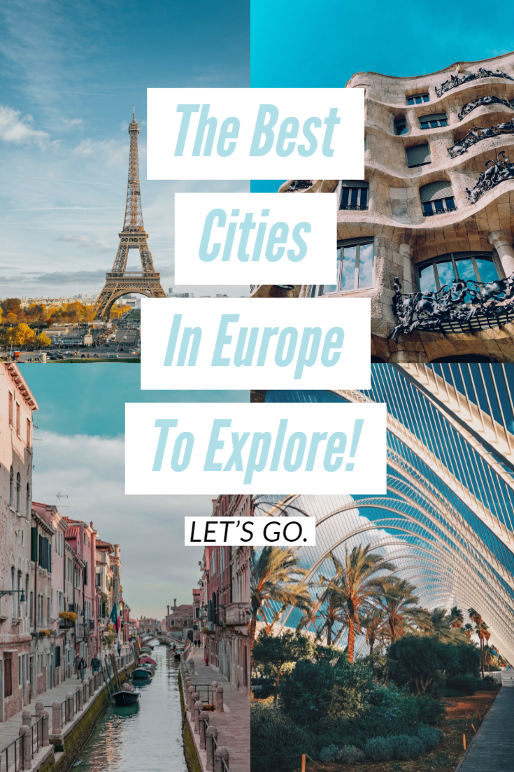 pinterest, the best cities in europe to explore, travel, traveling