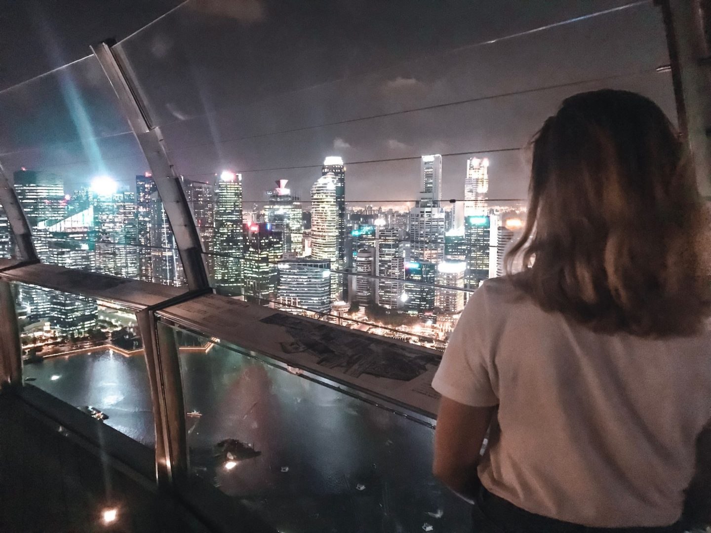travel safety tips for women, singapore, view, girl, female, woman,