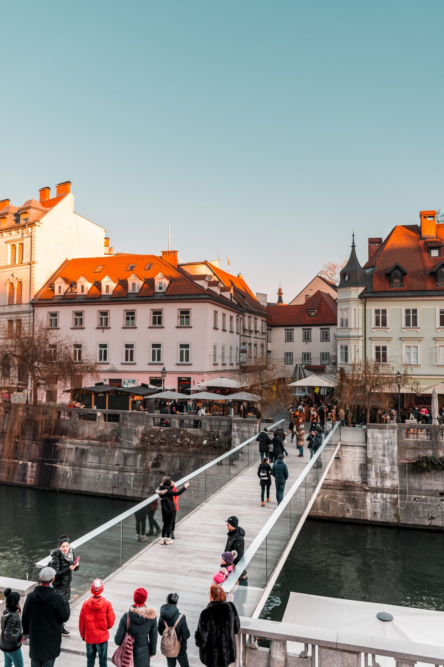 ljubljana, slovenia, travel, wanderlust, cities, europe, city trip