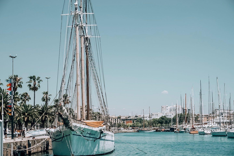 sailing, ocean, boat, sunset, sunrise, fun, barcelona, activities