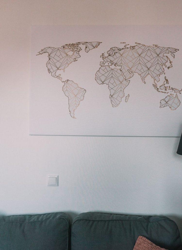 World Map Memories with Wereldkaarten.nl | Review