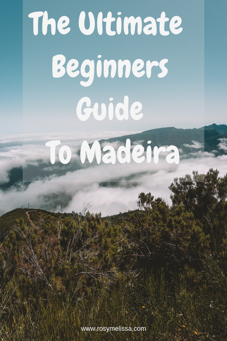 the ultimate beginners guide to madeira, portugal, travel, traveling