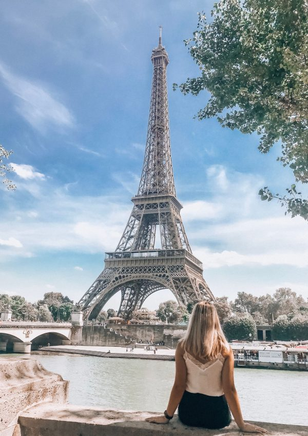 The 10 Best Instagram Spots in Paris
