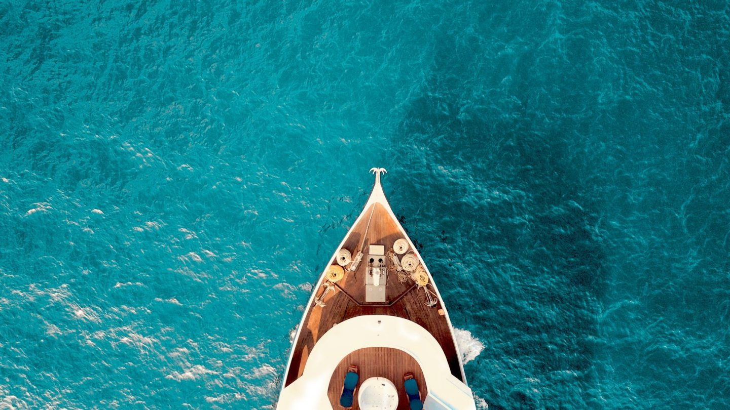 the yacht week, travel inspiration, inspiration to go on a trip, 20 trips to take in your 20s, wanderlust