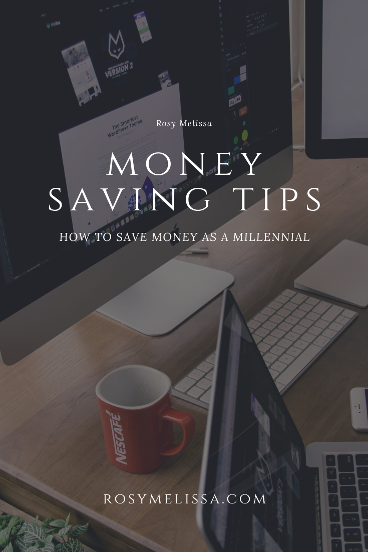 workspace, tips to save money, how to save money as a millennial, tips to spend your money smart, how to keep track of your expenses
