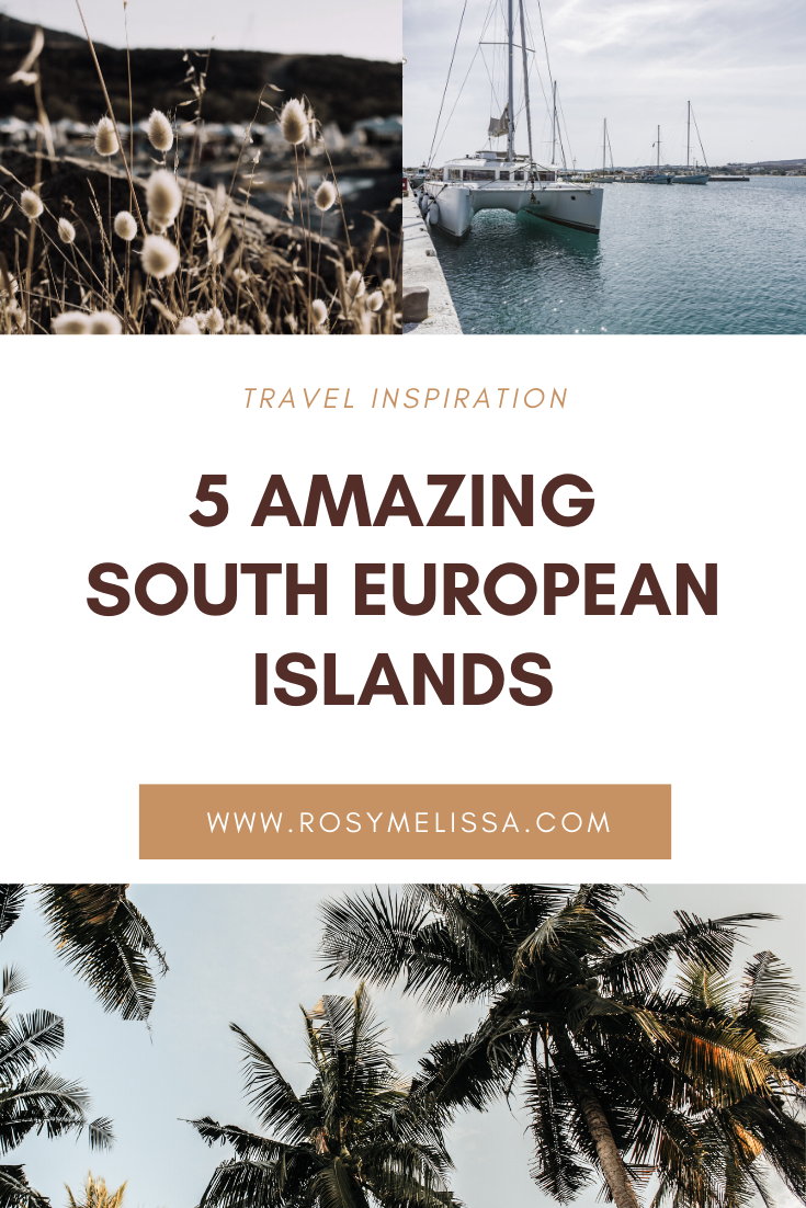 south european islands, wanderlust, travelling, where to go in europe, countries to visit, inspire