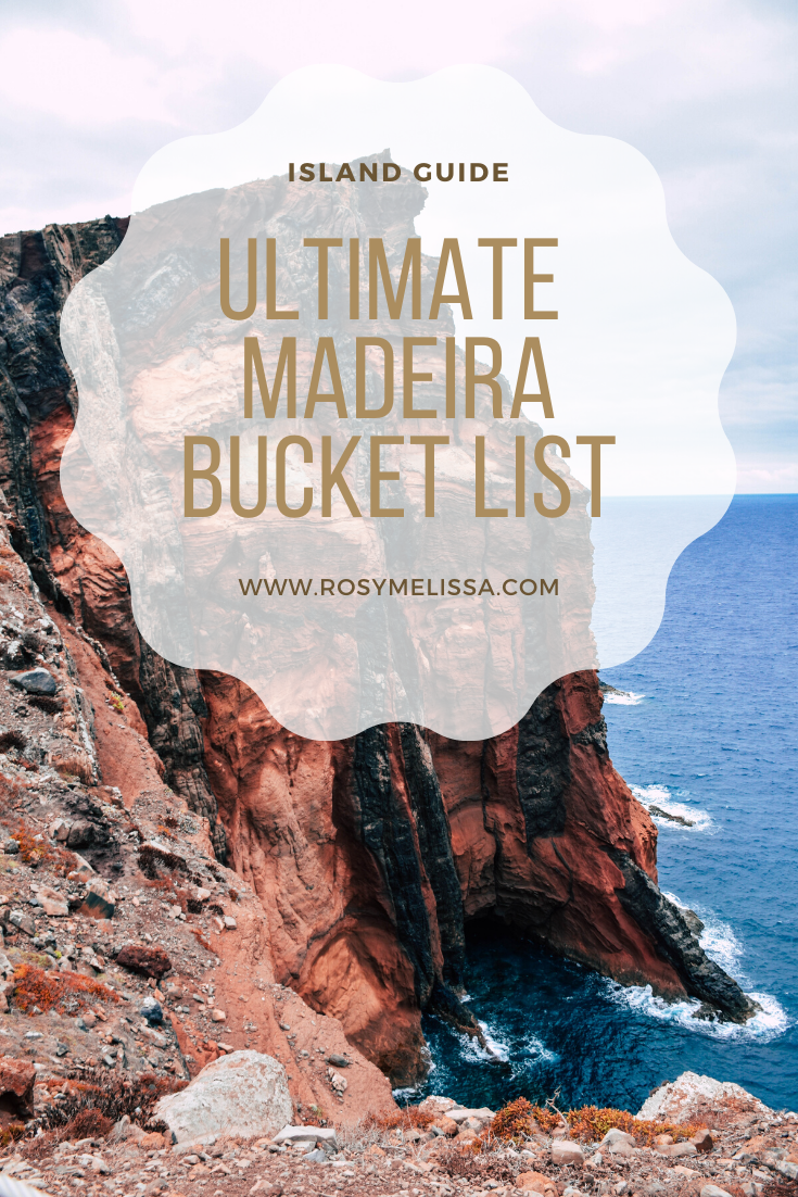 madeira, bucket list to madeira, island guide, travel guide, things to do, travel, portugal, tips