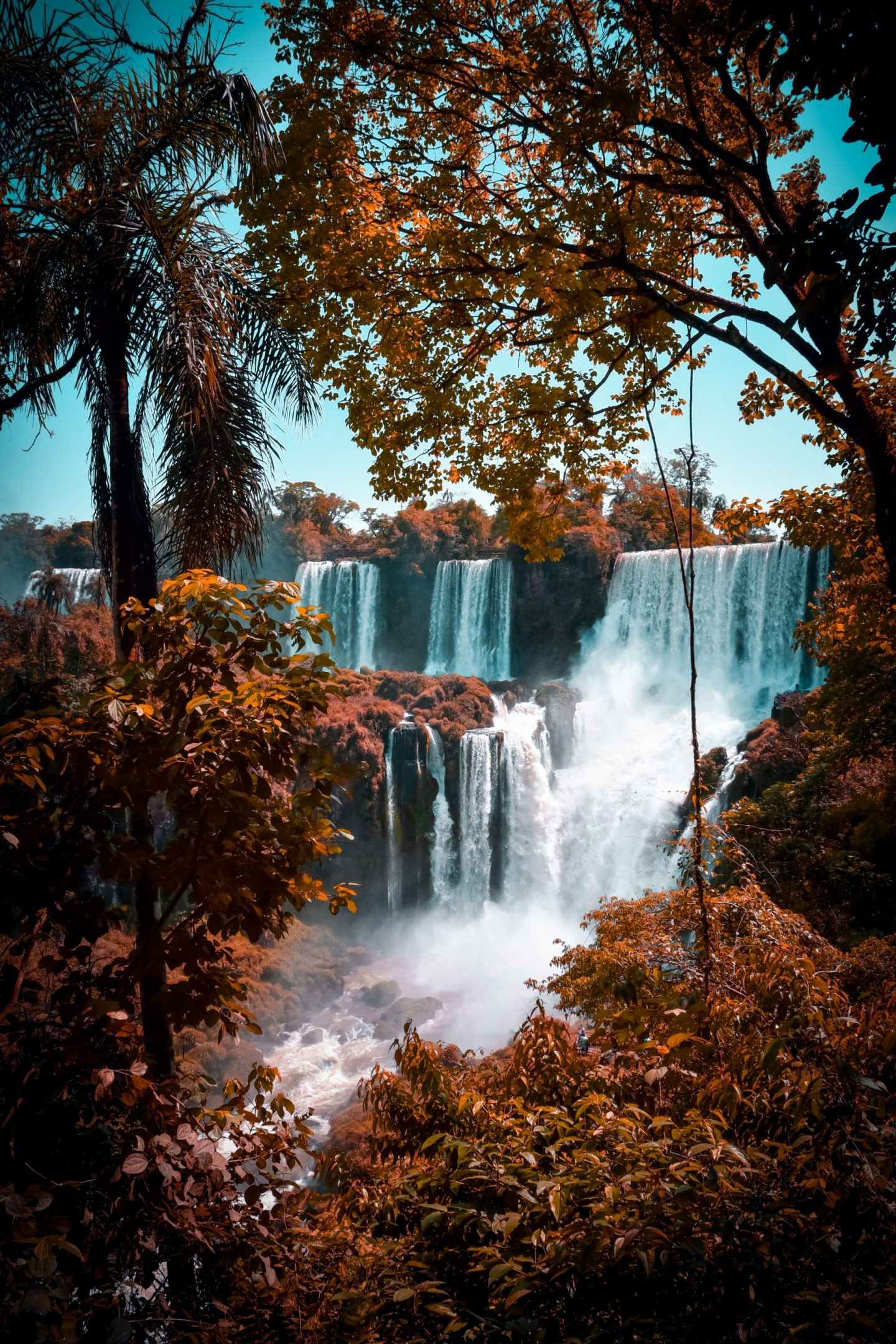 waterfalls in argentina, Iguazu Falls in Argentina, 20 destinations to visit in 2020, travel inspirations