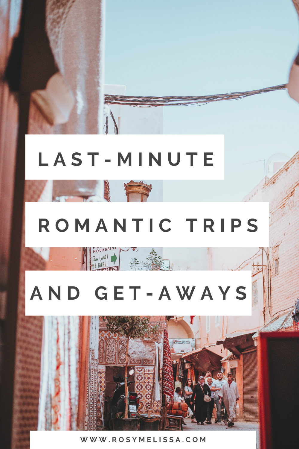 the best last minute romantic trips and romantic weekend get-aways for valentines day, greece, italy, portugal, morocco and the balkens