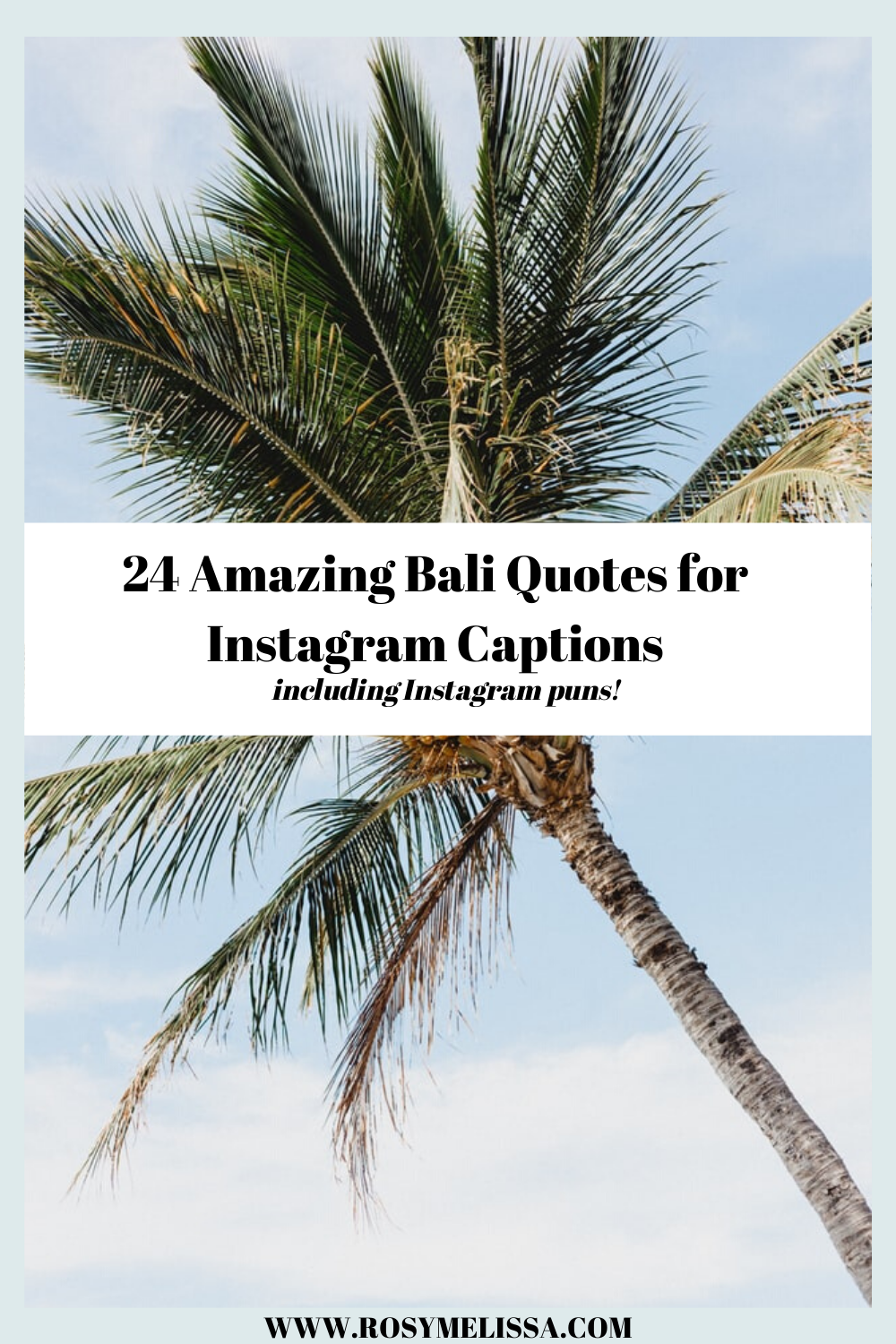 coconuts, island life, bali in indonesia, the perfect instagram captions, palmtrees, instagram puns, bali quotes, the best travel quotes, travel inspiration, 23 bali quotes and instagram captions