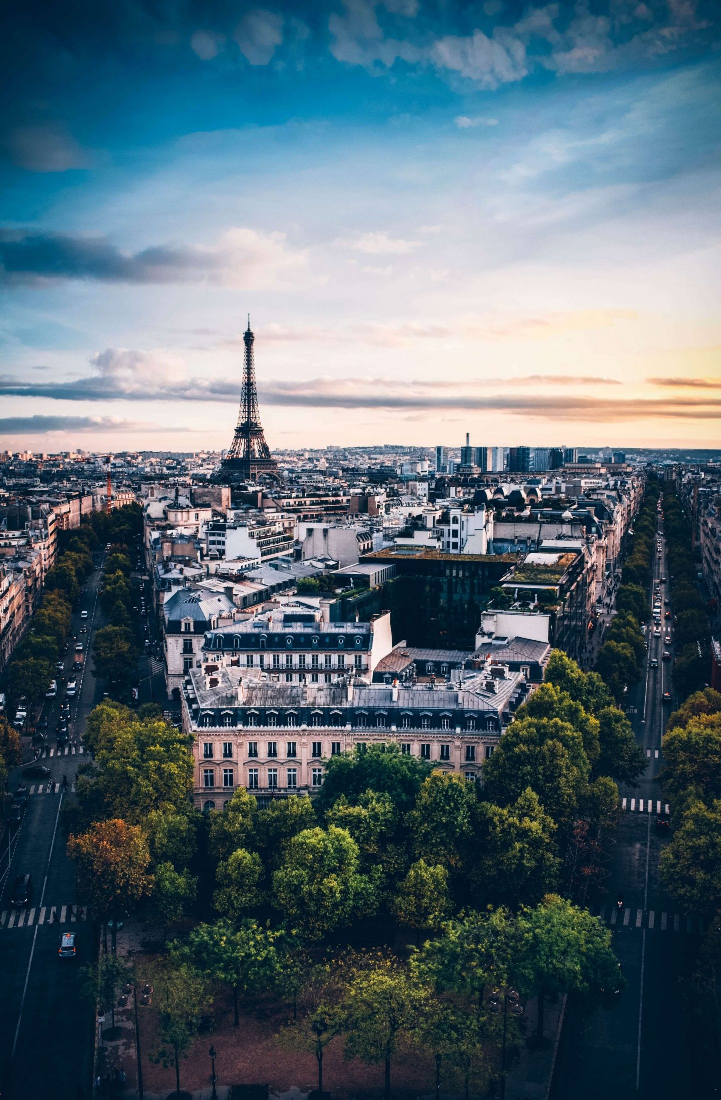 things to do in paris, bucket list experiences, city in france, view on the eiffel tower, sunset