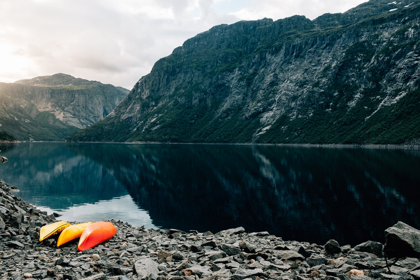 lake in norway, sustainable travel, eco friendly, responsible travel, 8 tips on how to choose an eco-friendly hotel, where to go, where to stay, tips, travel tips