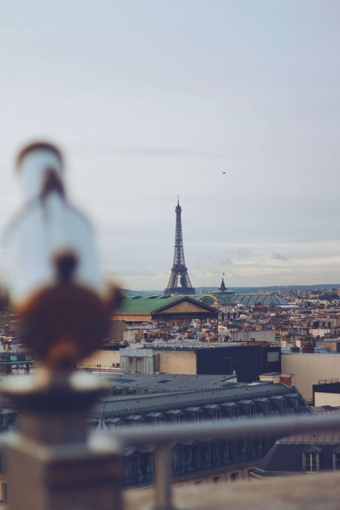 view of eiffel tower, things to do in paris, bucket list experiences, city in france, view from galeries lafayette