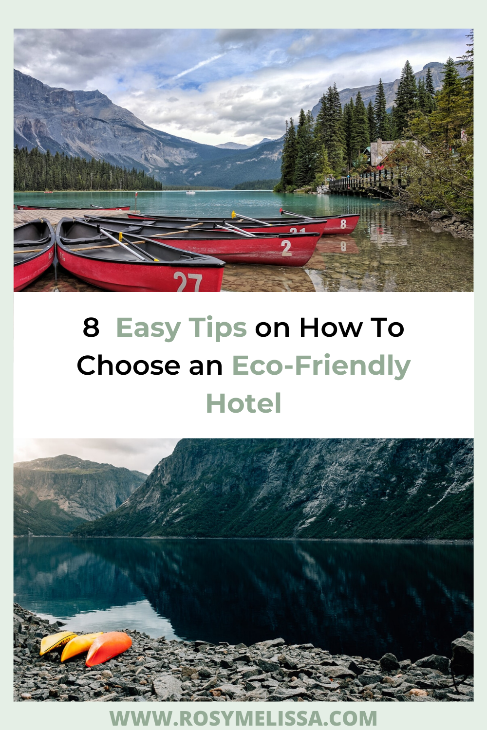 sustainable travel, eco friendly, responsible travel, 8 tips on how to choose an eco-friendly hotel, where to go, where to stay, tips, travel tips