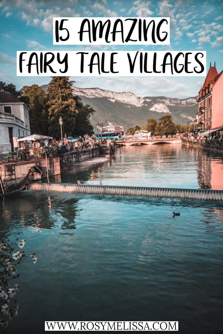 top 15 postcard fairy tale villages in the world, towns to visit, travel inspiration, amazing villages to visit next