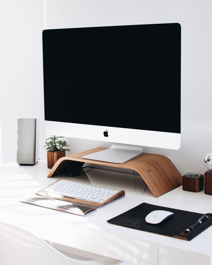 use a second screen when you are working from home to stay productive