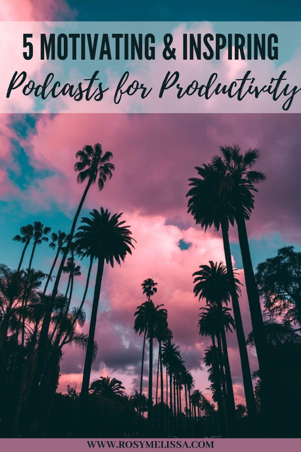 podcasts for productivity, business podcasts, podcasts to listen to, motivating podcasts, inspiring podcast