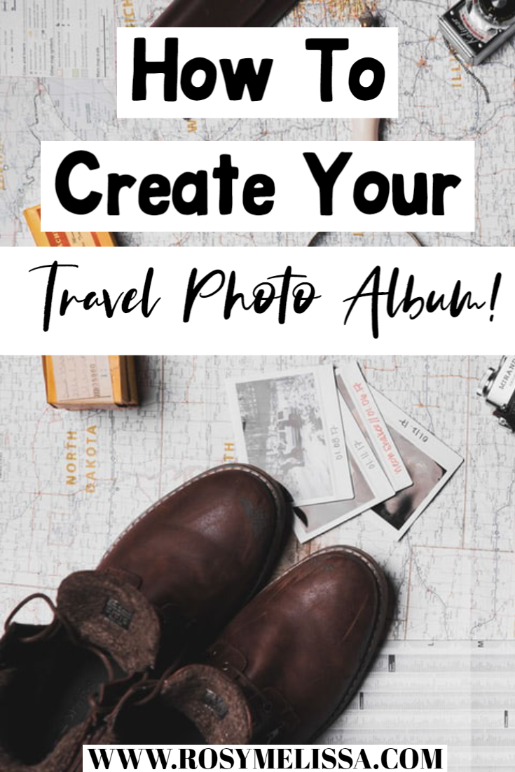 travel photo album, travel memories, photobook, creating a travel photo album