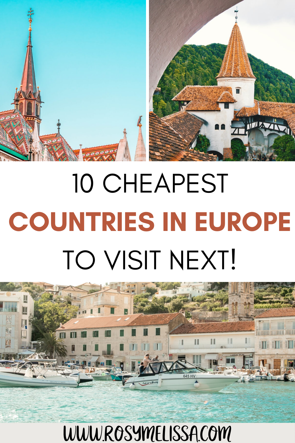 the cheapest countries in europe to visit, budget travel in europe, wester europe, eastern europe
