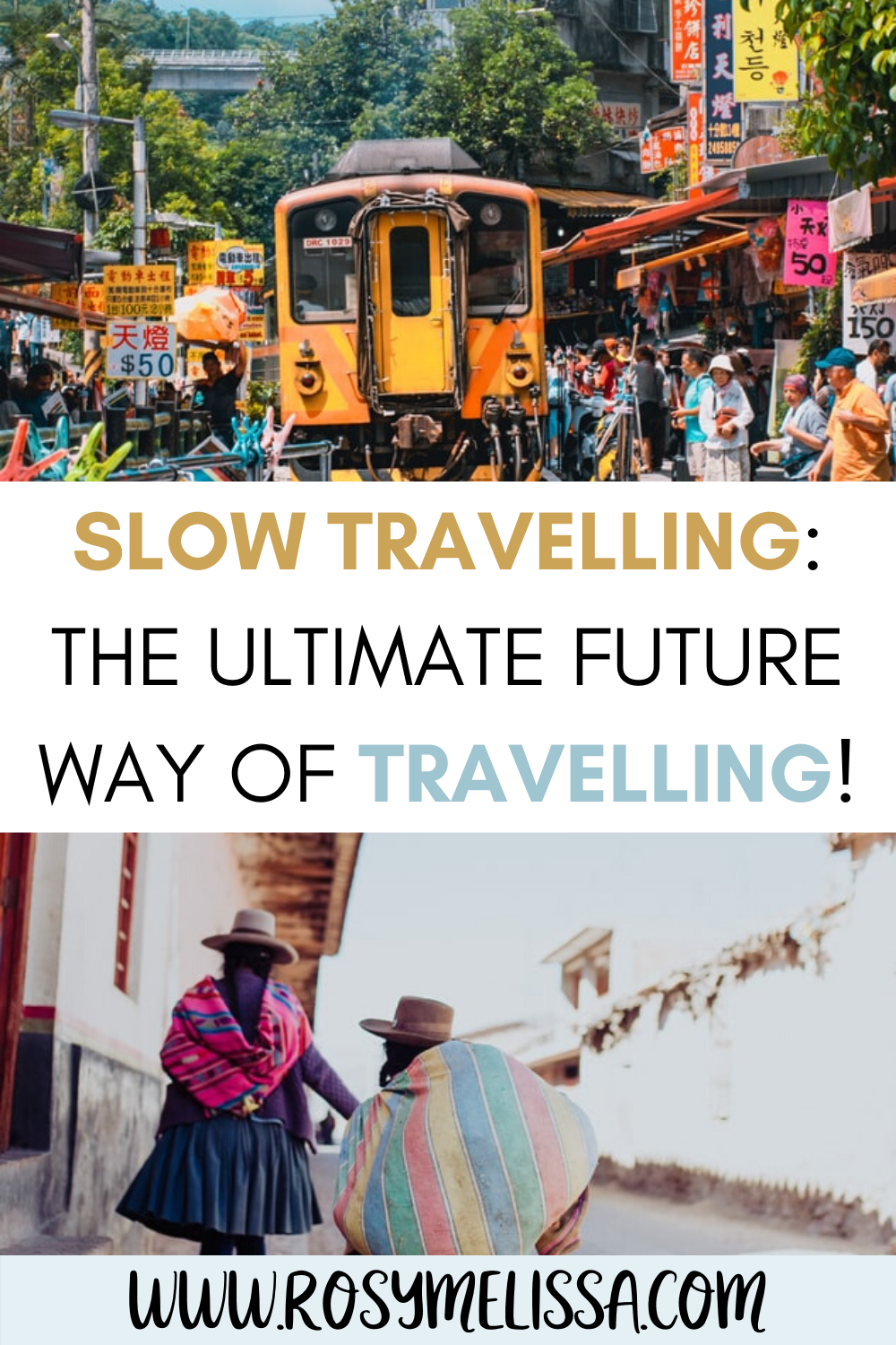 slow travelling, a new way of travelling in the future, responsible travel, sustainable travel, green travel, leave a positive impact on the destination