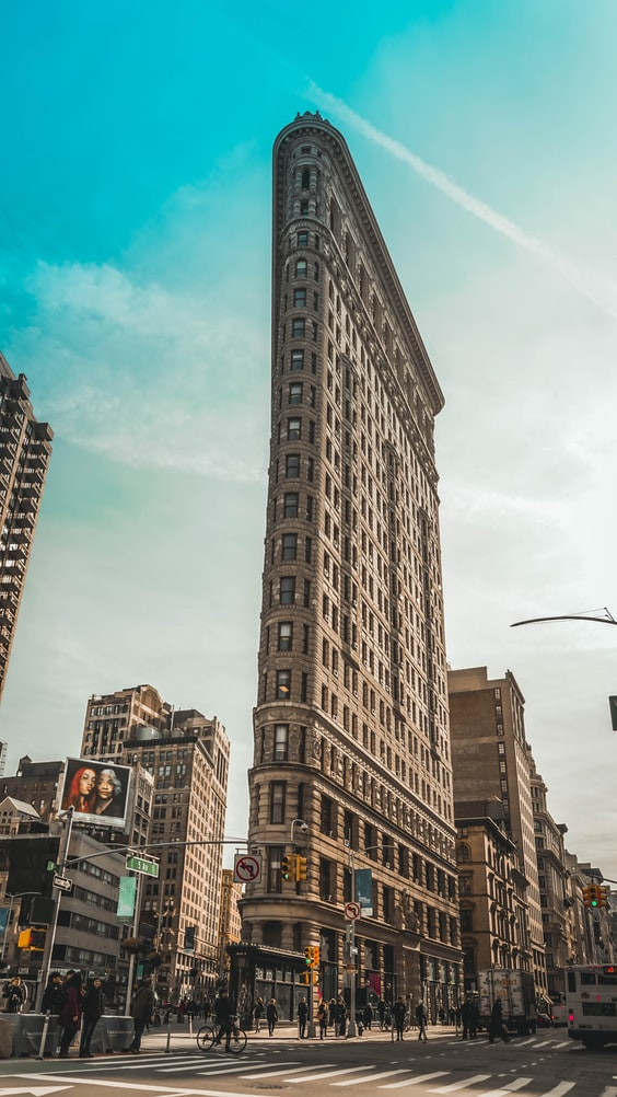 new york city quotes, instagram captions about new york city, building in new york city