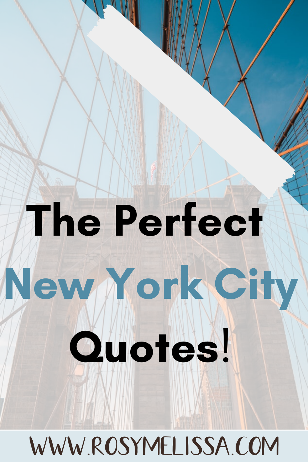 62 awesome new york city quotes, instagram captions and instagram puns about new york city, travel quotes