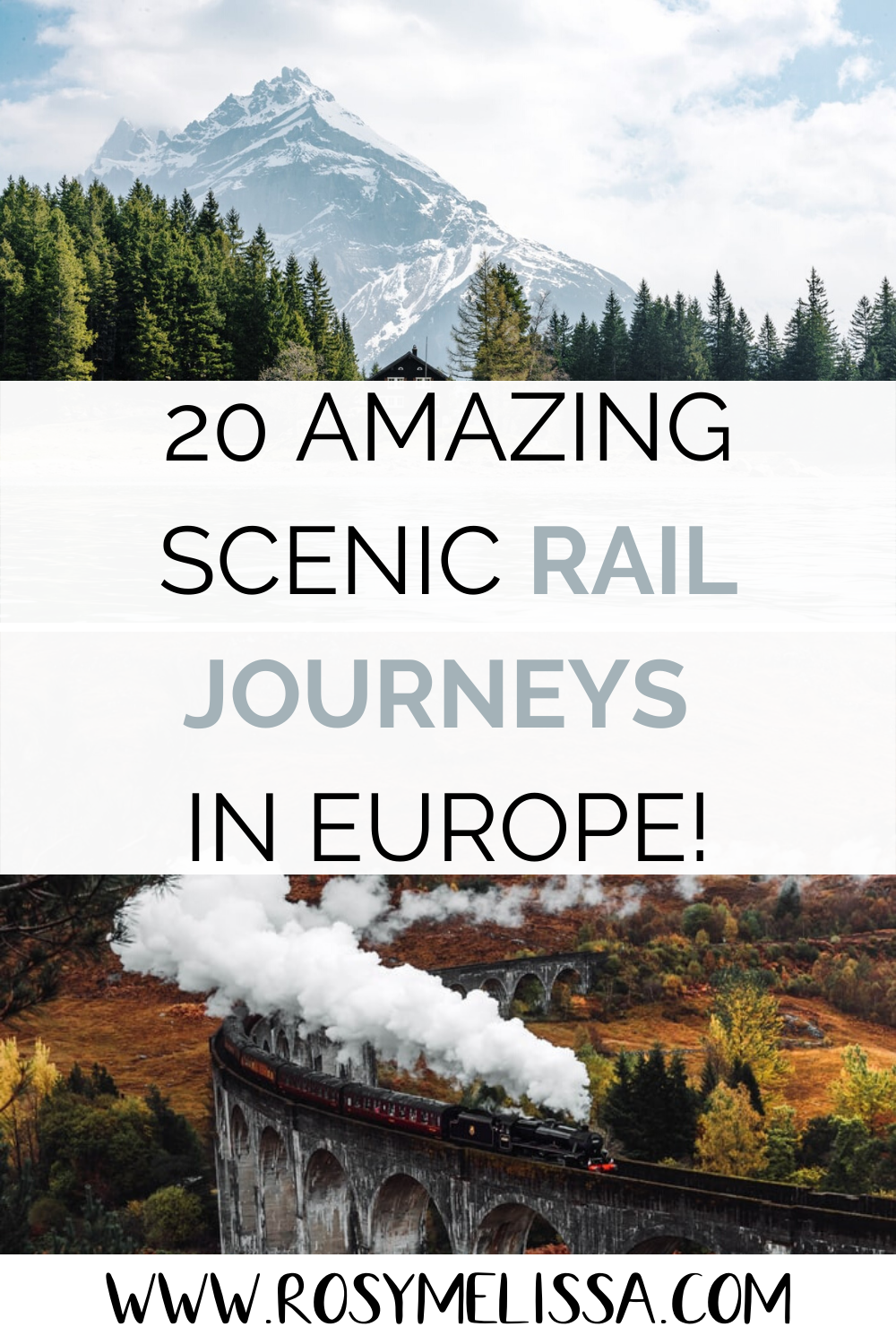 20 amazing scenic rail journeys in europe to discover different countries