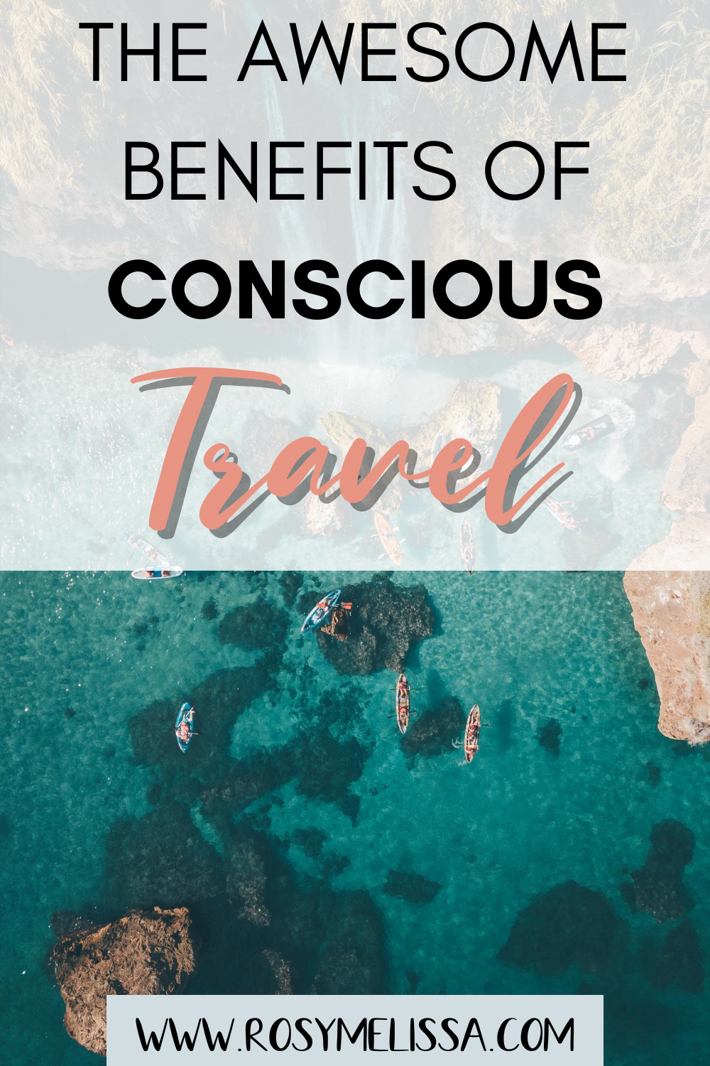 how to easily start with conscious travel, what is conscious travel, how to start