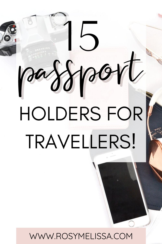 female passport holders, fun travel cases, travel sets to buy, passport covers, passport cases, travel essentials for your passport