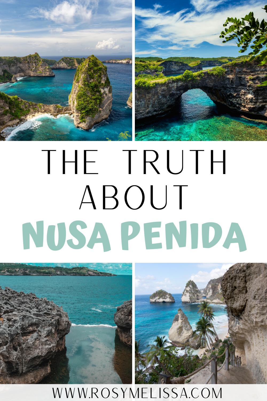 is nusa penida worth it, nusa penida guide, indonesia, bali, the truth about nusa penida