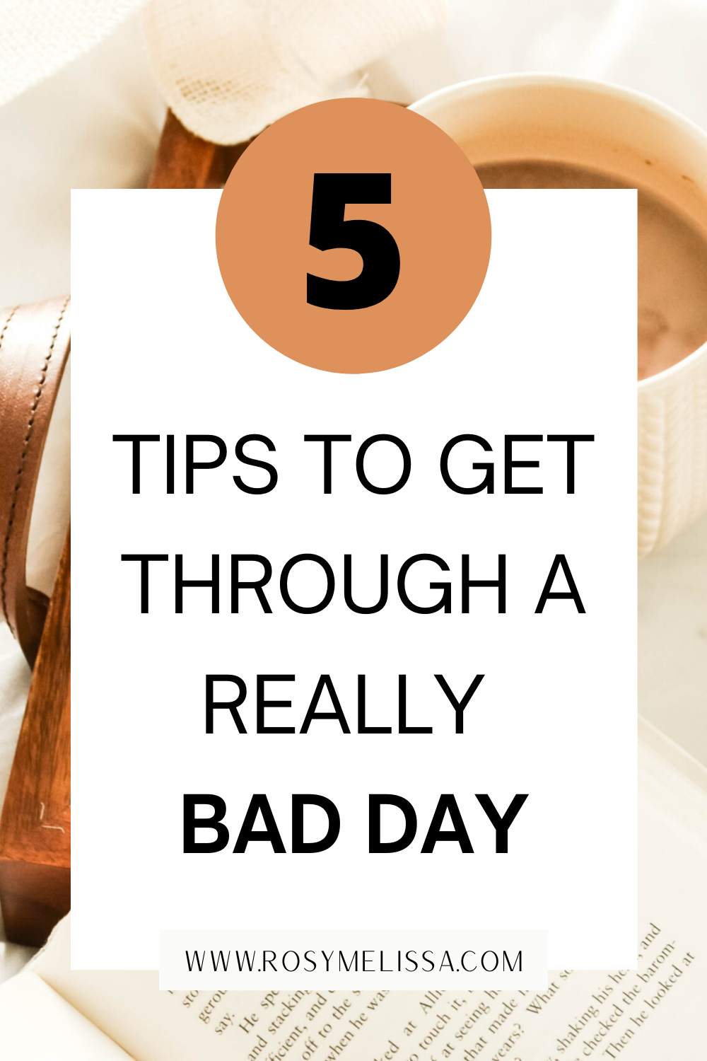 how to get through a bad day, tips to get through a bad day, mental health topic