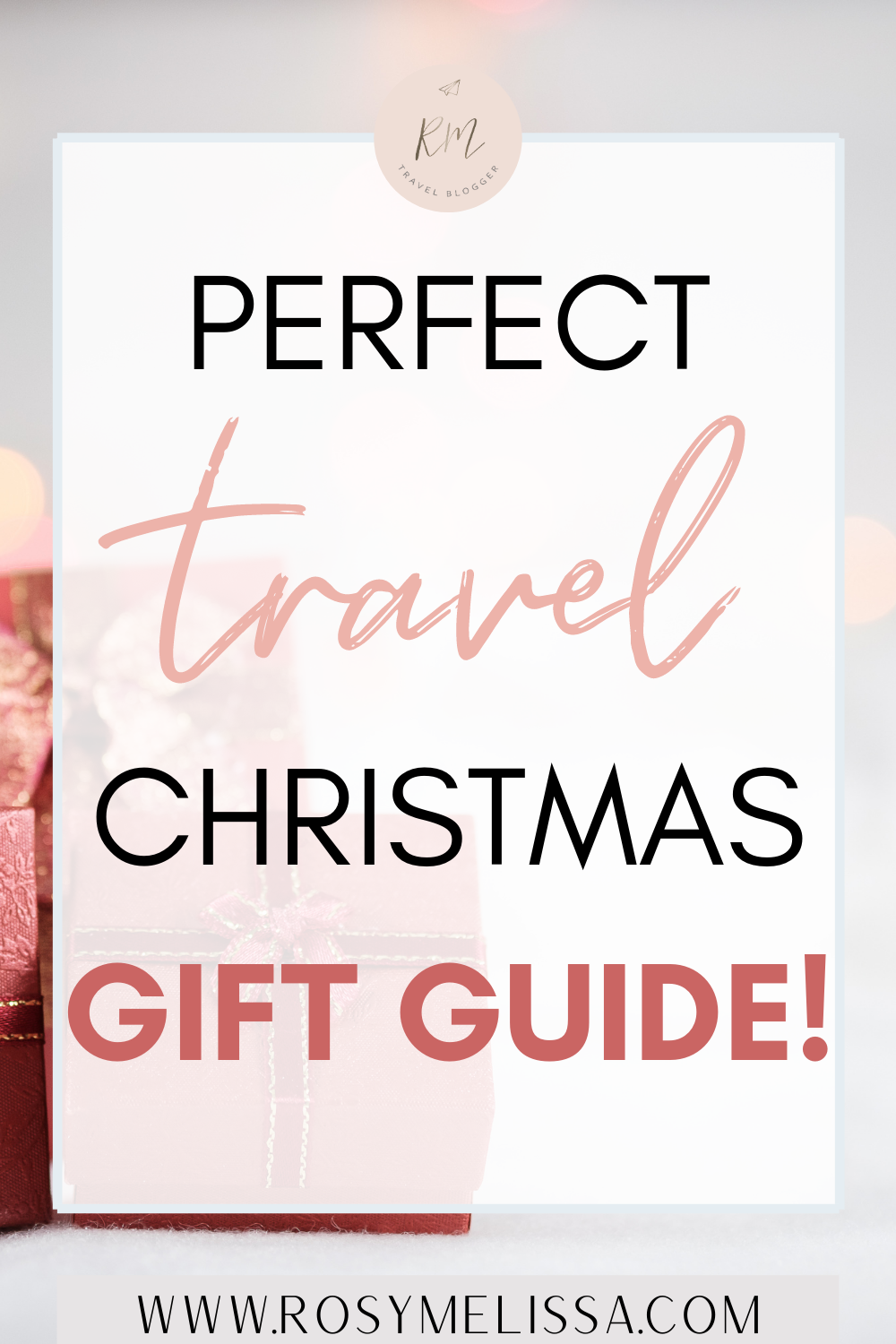 the best travel gift guide for travel essentials, christmas gift guide, present inspiration