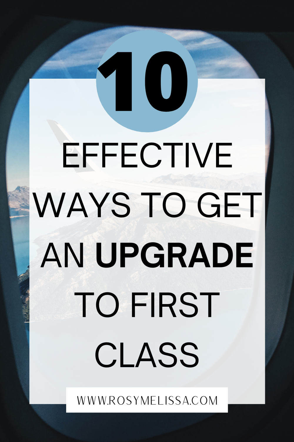 10 proven tips to get upgraded to first class, get an upgrade to first class, how to get into first class, luxury travel
