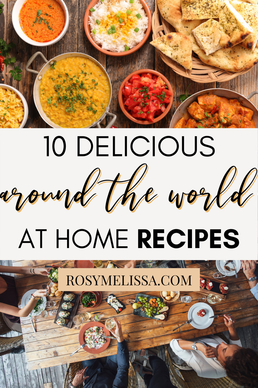 around the world recipes, local cuisines, recipes to cook at home, travel food
