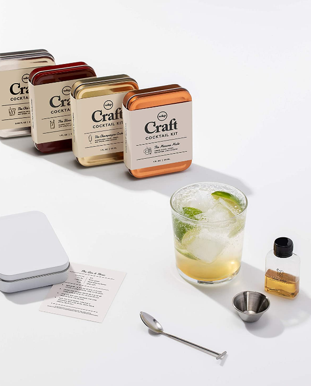 different set of cocktail sets, mini cocktail set for travelling