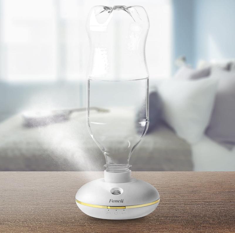 air humidifier, clean air when travel, travel humidifier