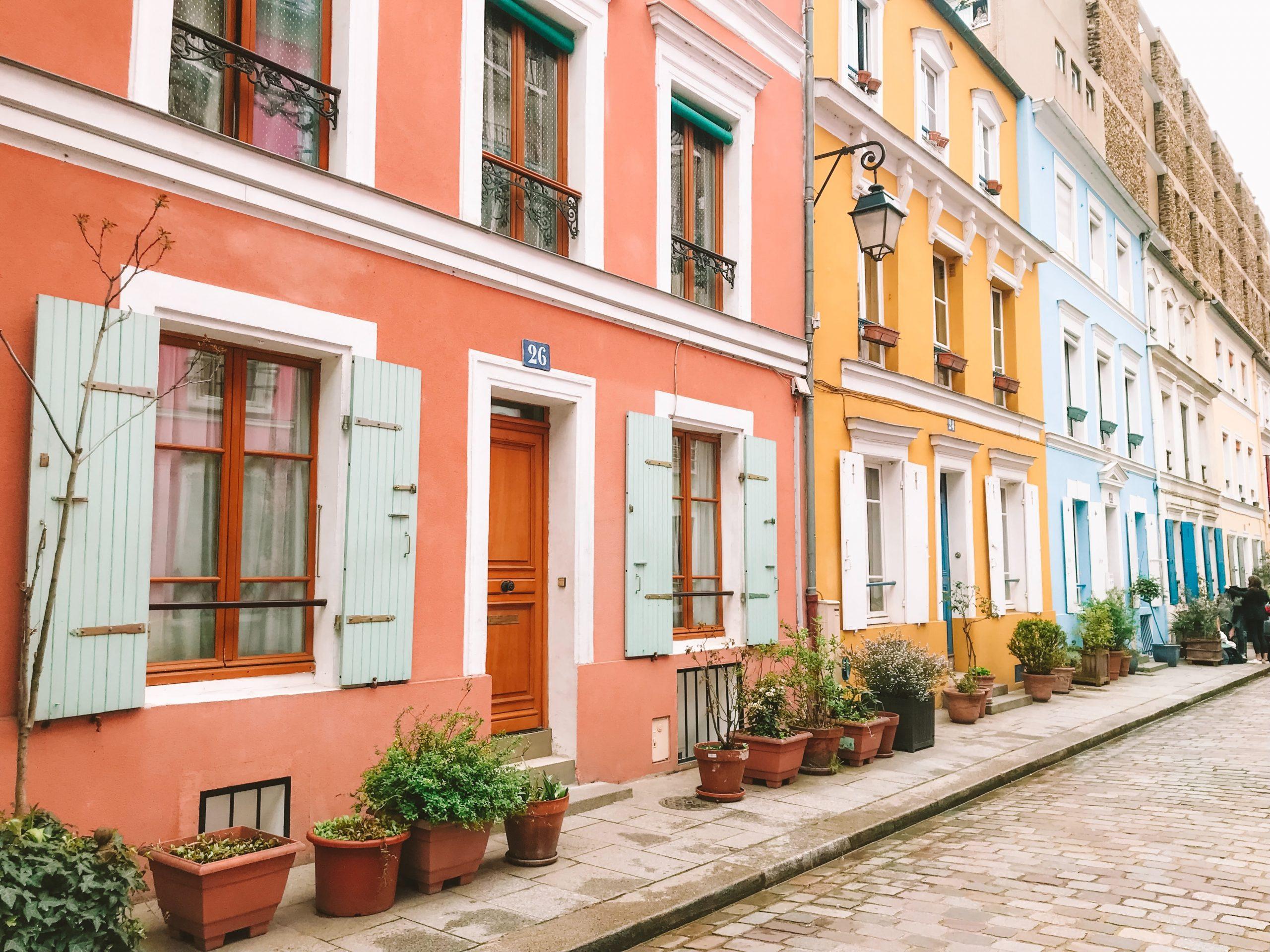 blogposts about paris