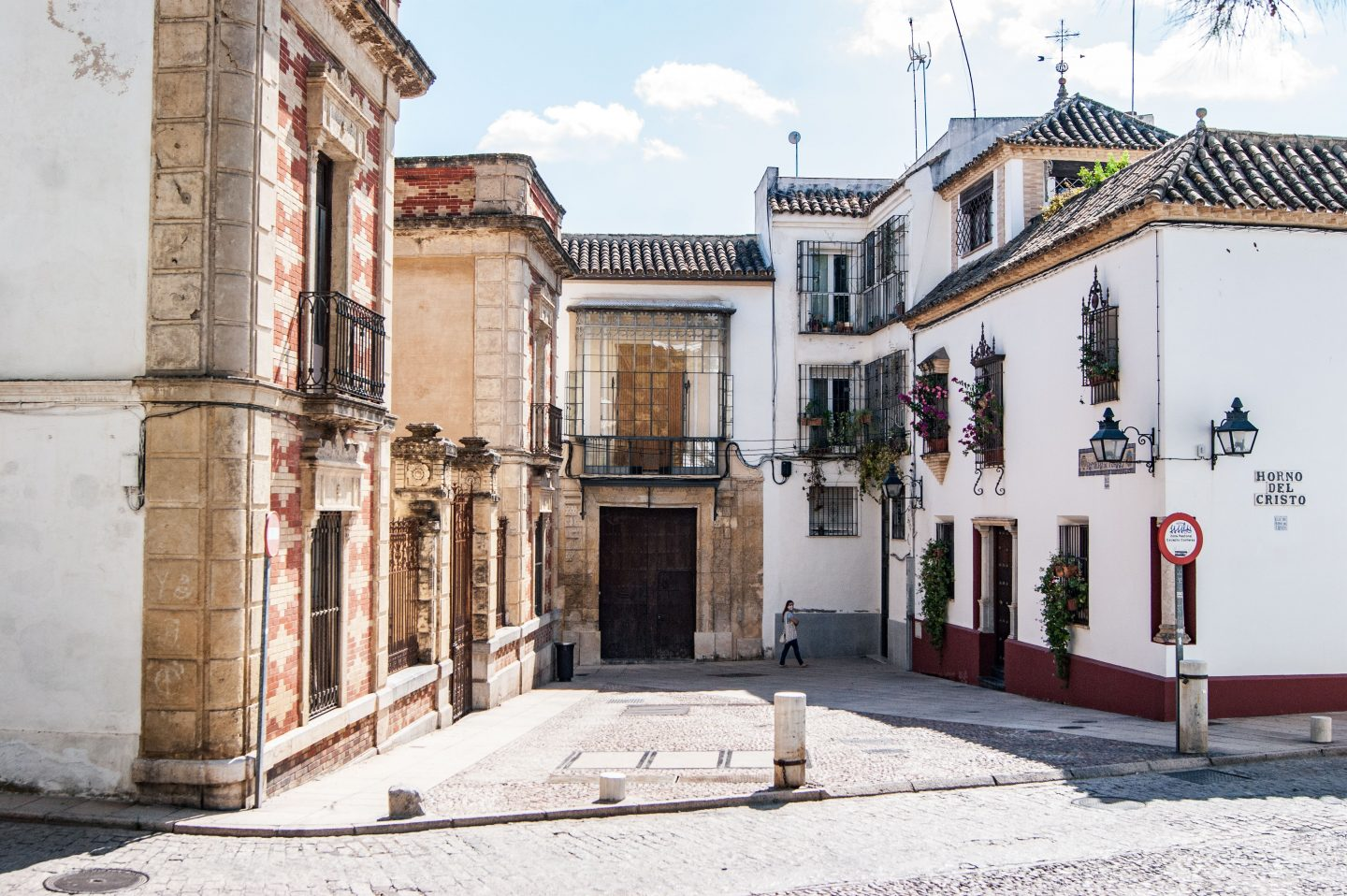 white and brown buildings in cordoba spain, how to build your dream life